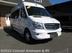 Used 2014  Airstream Interstate Lounge Extended 9 Passenger by Airstream from Colonial Airstream & RV in Lakewood, NJ