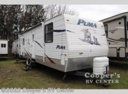 Used 2008  Palomino Puma 29-FQS by Palomino from Cooper's RV Center in Murrysville, PA