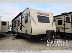 New 2016  Keystone Sprinter Campfire Edition 29FK by Keystone from Cooper's RV Center in Murrysville, PA
