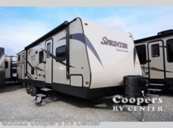 New 2016  Keystone Sprinter Campfire Edition 31BH by Keystone from Cooper's RV Center in Murrysville, PA