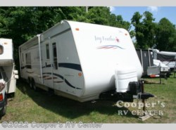 Used 2007  Jayco Jay Feather LGT 25 Z by Jayco from Cooper's RV Center in Murrysville, PA