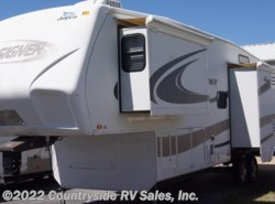 Used 2009  Jayco Designer 36 RLTS by Jayco from Countryside RV Sales Inc. in Gladewater, TX