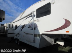 Used 2007  Coachmen Chaparral 267 RLS by Coachmen from Crain RV in Little Rock, AR