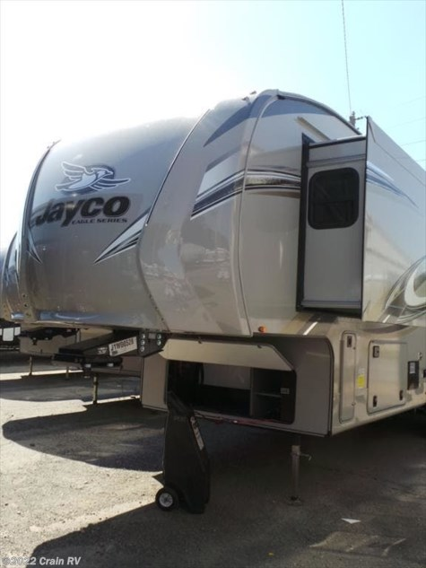2018 Jayco Eagle Fifth Wheels 321RSTS
