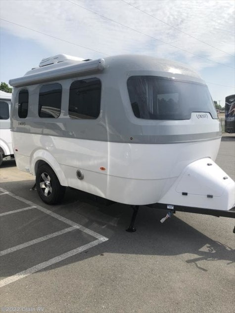 2019 Airstream Nest 16 FRONT BED