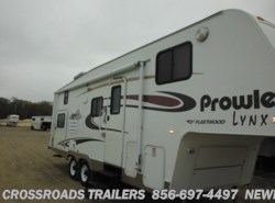 Used 2005  Fleetwood Prowler Lynx 255 BHS by Fleetwood from Crossroads Trailer Sales, Inc. in Newfield, NJ