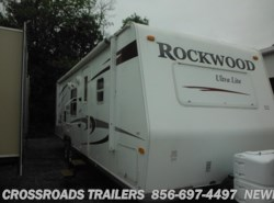 Used 2009  Forest River Rockwood Ultra Lite 2607SS by Forest River from Crossroads Trailer Sales, Inc. in Newfield, NJ