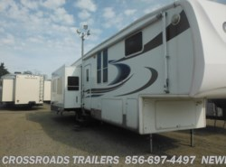 Used 2007  Keystone Challenger 34SAQ by Keystone from Crossroads Trailer Sales, Inc. in Newfield, NJ