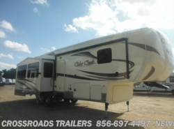 New 2016  Forest River Cedar Creek Silverback 33IK by Forest River from Crossroads Trailer Sales, Inc. in Newfield, NJ