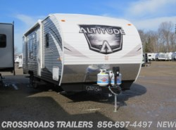 New 2016  CrossRoads Altitude 278 by CrossRoads from Crossroads Trailer Sales, Inc. in Newfield, NJ
