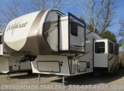 New 2016  Forest River Wildcat 31SAX by Forest River from Crossroads Trailer Sales, Inc. in Newfield, NJ