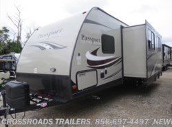 New 2017  Keystone Passport Ultra Lite Grand Touring 2670BH by Keystone from Crossroads Trailer Sales, Inc. in Newfield, NJ