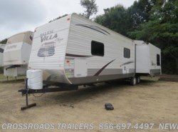 Used 2014  Forest River Salem Villa 372 REDS by Forest River from Crossroads Trailer Sales, Inc. in Newfield, NJ