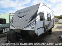 New 2017  Keystone Passport Ultra Lite Express 175BH by Keystone from Crossroads Trailer Sales, Inc. in Newfield, NJ