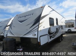 New 2017  Keystone Passport Ultra Lite Express 239ML by Keystone from Crossroads Trailer Sales, Inc. in Newfield, NJ