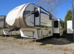New 2017  Forest River Wildcat 363RB by Forest River from Crossroads Trailer Sales, Inc. in Newfield, NJ