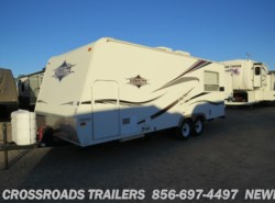 Used 2008  Aerolite Cub 21QB by Aerolite from Crossroads Trailer Sales, Inc. in Newfield, NJ