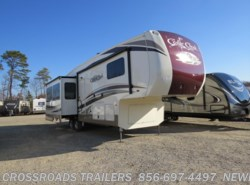 New 2017  Forest River Cedar Creek 34RL2 by Forest River from Crossroads Trailer Sales, Inc. in Newfield, NJ