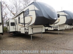New 2017  Forest River Salem Hemisphere Lite 372RD by Forest River from Crossroads Trailer Sales, Inc. in Newfield, NJ
