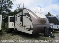 New 2018 Forest River Wildcat 343BIK available in Newfield, New Jersey