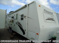 Used 2009  Forest River Flagstaff Super Lite/Classic 26RBSS by Forest River from Crossroads Trailer Sales, Inc. in Newfield, NJ