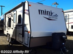 Used 2016  Forest River  Mini Lite Series 2304KS by Forest River from Affinity RV in Prescott, AZ