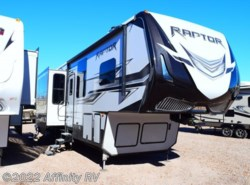 New 2017  Keystone Raptor 355TS by Keystone from Affinity RV in Prescott, AZ