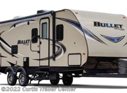 New 2017  Keystone Bullet 243BHS by Keystone from Curtis Trailer Center in Schoolcraft, MI