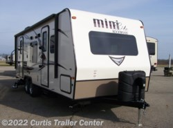 New 2018  Forest River Rockwood Mini Lite 2502KS by Forest River from Curtis Trailer Center in Schoolcraft, MI