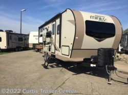 New 2019  Forest River Rockwood Mini Lite 2509S by Forest River from Curtis Trailer Center in Schoolcraft, MI
