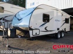 New 2016  Venture RV Sonic 210vrd by Venture RV from Curtis Trailers in Portland, OR