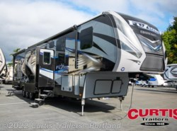 New 2017  Keystone Fuzion Chrome 4231 by Keystone from Curtis Trailers in Portland, OR