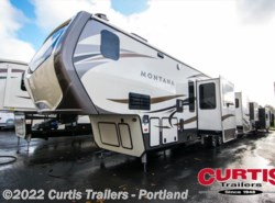 New 2017  Keystone Montana 3820fk by Keystone from Curtis Trailers in Portland, OR