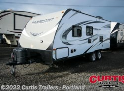 New 2017  Keystone Passport 195RBWE by Keystone from Curtis Trailers in Portland, OR