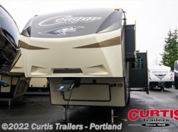 New 2017  Keystone Cougar 326rds by Keystone from Curtis Trailers in Portland, OR
