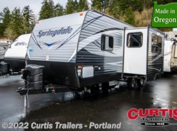 New 2017  Keystone Springdale West 235rbwe by Keystone from Curtis Trailers in Portland, OR