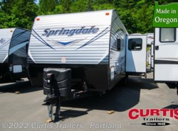New 2017  Keystone Springdale West 293rkwe by Keystone from Curtis Trailers in Portland, OR