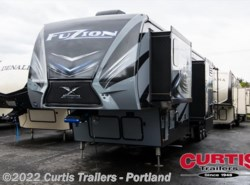 New 2017  Keystone Fuzion 417 by Keystone from Curtis Trailers in Portland, OR