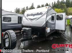 New 2018  Keystone Springdale WEST 282bhwe by Keystone from Curtis Trailers in Portland, OR