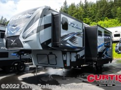 New 2018  Keystone Fuzion 369 by Keystone from Curtis Trailers in Portland, OR