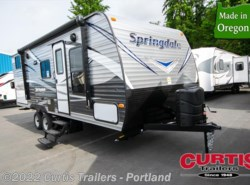 New 2018  Keystone Springdale West 220bhwe by Keystone from Curtis Trailers in Portland, OR