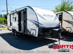 New 2018  Venture RV Sonic 220vbh by Venture RV from Curtis Trailers in Portland, OR