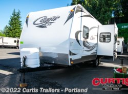 Used 2012  Keystone Cougar 24RKSWE by Keystone from Curtis Trailers in Portland, OR