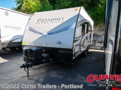 Used 2014  Keystone Passport 195rbwe