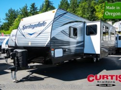 New 2018  Keystone Springdale west 270bhwe by Keystone from Curtis Trailers in Portland, OR