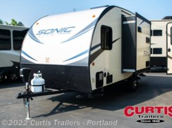 New 2018  Venture RV Sonic Lite 169vdb by Venture RV from Curtis Trailers in Portland, OR