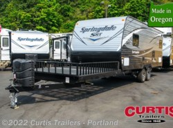 New 2018  Keystone Springdale west 211SRTWE by Keystone from Curtis Trailers in Portland, OR