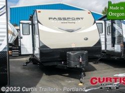 New 2018  Keystone Passport 2810bhwe by Keystone from Curtis Trailers in Portland, OR