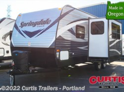 New 2018  Keystone Springdale west 240bhwe by Keystone from Curtis Trailers in Portland, OR