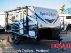 New 2018  Keystone Springdale WEST 179QBWE by Keystone from Curtis Trailers in Portland, OR